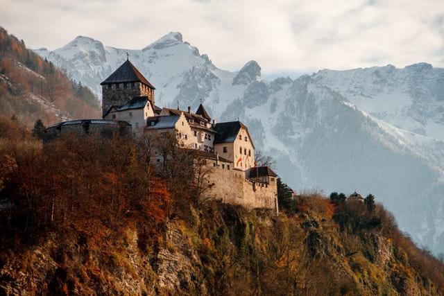 vacaciones poco usuales en Liechtenstein