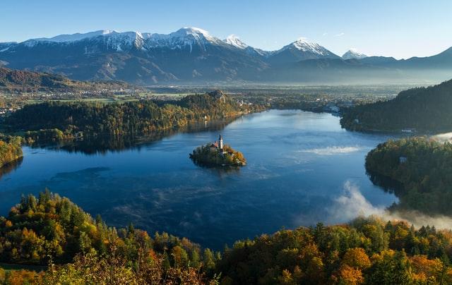 vacaciones poco usuales en eslovenia